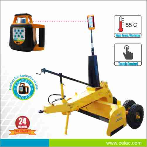 Celec Laser Land Levelers - Perfect For Agriculture Use
